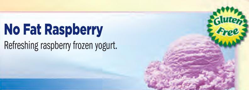 No Fat Raspberry