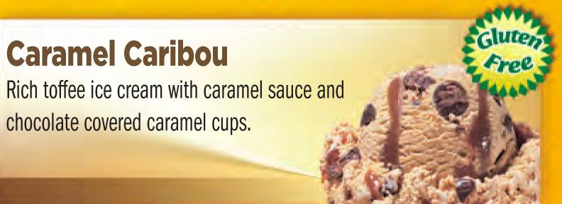 Caramel Caribou