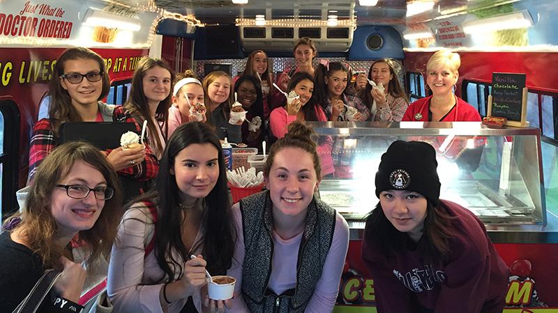 Fun and Ice Cream