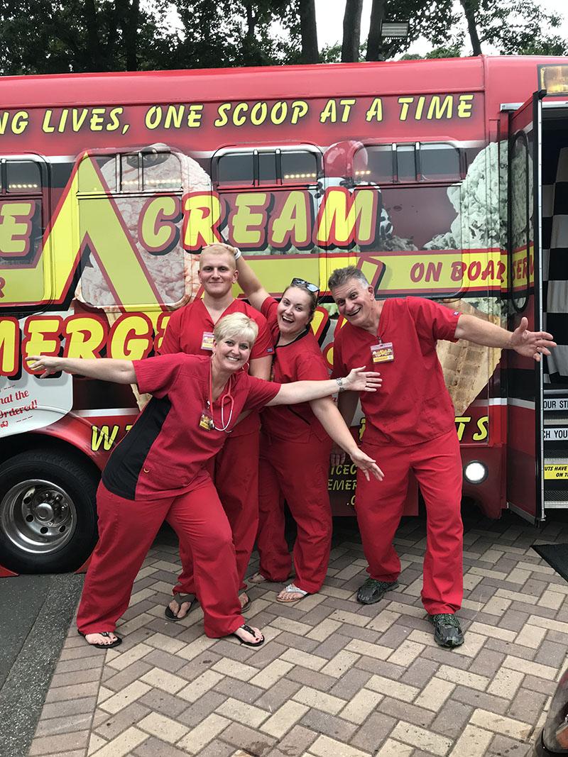 ICE Cream Emergency Main Territory